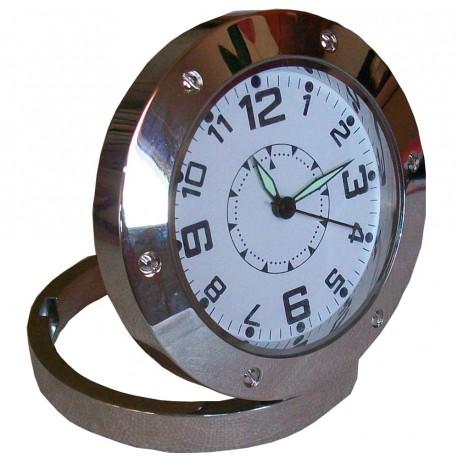 Horloge caméra
