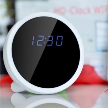 Réveil Mini Caméra Spy boule télécommandé