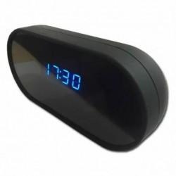Réveil Mini Espion Caméra cachée Full HD 1080P Wifi vision nocturne