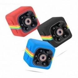 Mini Micro Caméra Espion Cachée Full HD 1080P vision de nuit carré