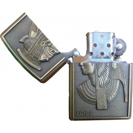 Briquet caméra métal 2Go