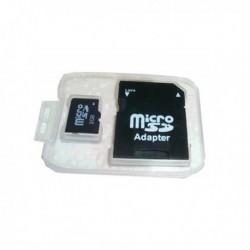 Carte micro SD capacité 2Go