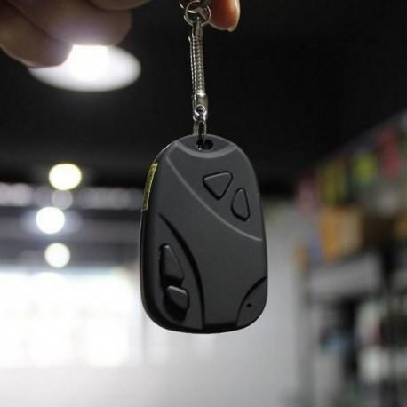 Porte-clés à caméra espion