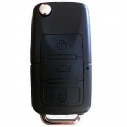 Clé de voiture factice à caméra espion capacité 4Go