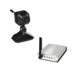 Kit complet de caméra de sécurité sans fil