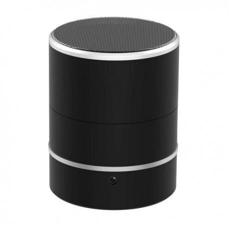 Enceinte Bluetooth à caméra espion à tête rotative 180° 1080P Wifi