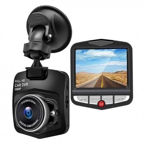 Caméra embarquée pour voiture 1080P infrarouge détection de mouvement