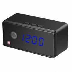 Réveil Camera cachée espion Full HD 1080P Wifi vision nocturne