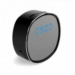 Réveil Espion Caméra Enregistreur HD 720P Wifi vision nocturne rond