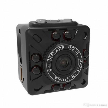 Micro camera video espion Full HD 1080P vision nocturne