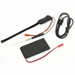 Micro Module vidéo Caméra Surveillance cachée Full HD 1080P WIFI IP