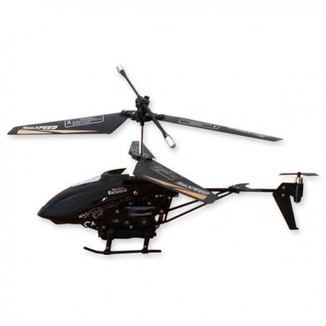 Hélicoptère avec caméra intégrée