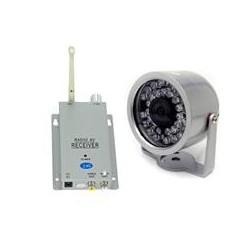 Kit complet de caméra de surveillance sans fil